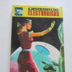 Comics : CIENCIAFICCION LUCHADORES DEL ESPACIO SERIE AMARILLA Nº 3 GEORGE WHITE CEREBROS ELECTRONICOS PULPSA . Lote 112071691