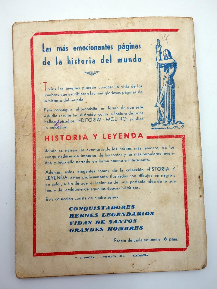 Cómics: HOMBRES AUDACES 106. BILL BARNES 27 EL AGENTE TRAIDOR (George L. Eaton) Molino. 1945 - Foto 6 - 113178502