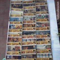 Cómics: ÚLTIMOS EPISODIOS DE NICK CARTER 29 NºS ENTRE EL 2 Y EL 100 ÚLTIMO DE ESTA COLECCI. SOPENA, AÑOS 30. Lote 113489471