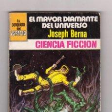 Cómics: COLECCIÓN LA CONQUISTA DEL ESPACIO. AUTOR: JOSEPH BERNA. NÚMERO 506: EL MAYOR DIAMANTE DEL UNIVERSO. Lote 115609007