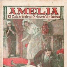 Cómics: AMELIA O EL CALVARIO DE UNA JOVEN VIRTUOSA CUADERNO Nº 1 (VECCHI, C. 1930). Lote 116494099