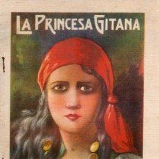 Cómics: EDWARD EDDY : LA PRINCESA GITANA CUADERNO Nº 1 (ALBERO, 1932). Lote 116494119