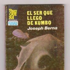 Fumetti: COLECCIÓN LA CONQUISTA DEL ESPACIO. JOSEPH BERNA. Nº 743: EL SER QUE LLEGÓ DE KUMBO. BUEN ESTADO. Lote 117000007