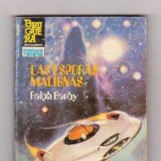 Cómics: HÉROES DEL ESPACIO. AUTOR: RALPH BARBY. NÚMERO 240: LAS ESPORAS MALIGNAS. Lote 117553107