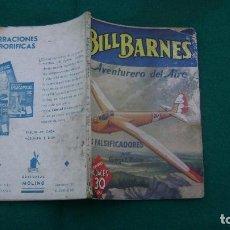 Cómics: BILL BARNES MOLINO ARGENTINA HOMBRES AUDACES EL MITO LOS FALSIFICADORES 181 CJ 23. Lote 118114315