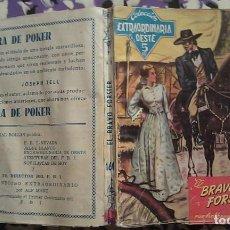 Cómics: EL BRAVO FORSTER - ANTHONY BENSON - COLECCION EXTRAORDINARIA DEL OESTE 160 - EDICIONES ROLLAN. Lote 118716775