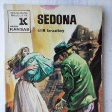 Cómics: KANSAS Nº 692 - CLIFF BRADLEY - SEDONA . Lote 120689867