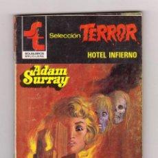 Cómics: SELECCIÓN TERROR. AUTOR: ADAM SURRAY. NÚMERO 452: HOTEL INFIERNO. BUEN ESTADO. Lote 120690839