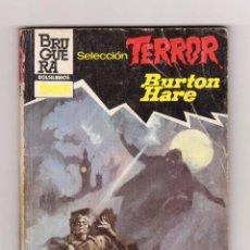 Cómics: SELECCIÓN TERROR. AUTOR: BURTON HARE. NÚMERO 549: EN NOMBRE DE SATÁN. Lote 121075011