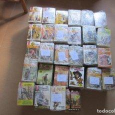 Cómics: LOTE 856 BOLSILIBROS COL. HEROES DEL OESTE MARCIAL LAFUENTE ESTEFANIA ED. BRUGUERA. EXCELENTE ESTADO. Lote 121184383