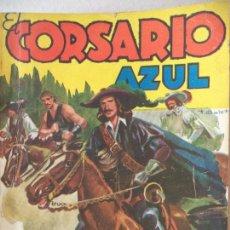 Cómics: NOVELA POPULAR EL CORSARIO AZUL CLIPER. Lote 121983519