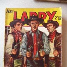 Cómics: NOVELA POPULAR MAC LARRY EN RIO SONORO Nº13. Lote 122013047
