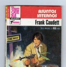 Cómics: PUNTO ROJO. AUTOR: FRANK CAUDETT. NÚMERO 1091: ASUNTOS INTERNOS. PERFECTO ESTADO. Lote 124258739