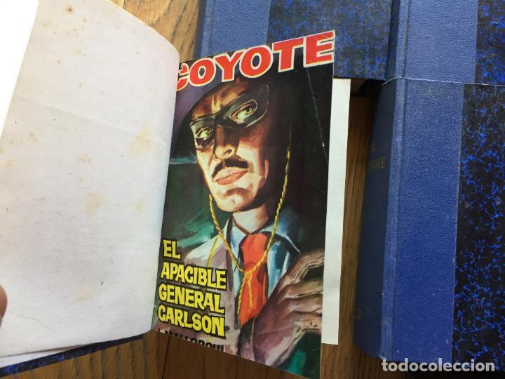 Cómics: EL COYOTE, EDICIONES CID, 134 Numeros encuadernados - Foto 4 - 124622703