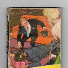 Cómics: SERVICIO SECRETO. AUTOR: GEORGE H. WHITE. NÚMERO 591: LA MUERTE MADRUGA. Lote 125167427