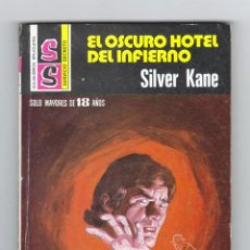 Cómics: SERVICIO SECRETO. AUTOR: SILVER KANE. Nº 1451: EL OSCURO HOTEL DEL INFIERNO. MUY BUEN ESTADO. Lote 126790015