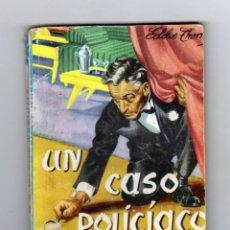 Cómics: COLECCIÓN F.B.I. AUTOR: EDDIE THORNY. NÚMERO 249: UN CASO POLICÍACO. BUEN ESTADO. Lote 128232291