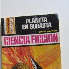 Cómics: PLANETA EN SUBASTA / GLENN PARRISH / CONQUISTA DEL ESPACIO Nº 291 BRUGUERA CS136. Lote 128629123