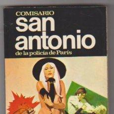 Cómics: COMISARIO SAN ANTONIO Nº 11. ¡VOTAD A BERRURIER! SIN -USAR. º EDICIÓN BRUGUERA 1973.. Lote 128633708