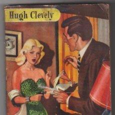 Cómics: HUGH CLEVELY. FACTURA POR UN CRIMEN. 1ª EDICIÓN BRUGUERA 1954.. Lote 128633806