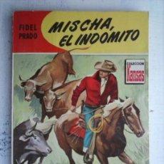 Cómics: COLECCIÓN KANSAS Nº 51 - FIDEL PRADO - MISCHA EL INDÓMITO - MUY NUEVA - TOMAS MARCO DIBUJO -1959 - . Lote 128880763
