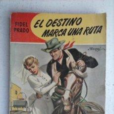 Cómics: COLECCION KANSAS Nº 41 - FIDEL PRADO - 1959 - ANTONIO BERNAL PORTADA - ORSON WELLS FOTO - REDONDO DI. Lote 128881195