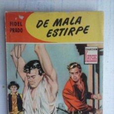 Cómics: COLECCIÓN KANSAS Nº 63 - FIDEL PRADO - 1959 BRUGUERA - KAORU YACHICUSA FOTO - REDONDO ILUSTRA - CORT. Lote 128881343
