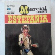 Cómics: HÈROES DEL OESTE - MARCIAL LAFUENTE ESTEFANÍA - MUY BUENA - ¡ VAYA UN NOVATO !. Lote 129110891