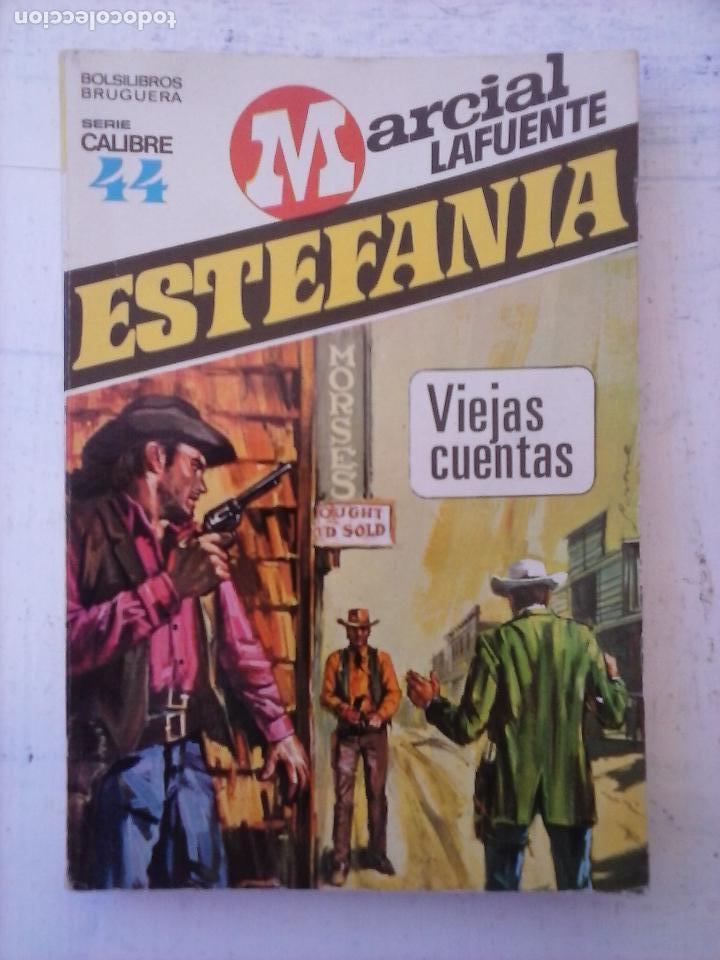 CALIBRE 44 Nº 71 - MARCIAL LAFUENTE ESTEFANÍA - NUEVA - VIEJAS CUENTAS (Tebeos, Comics y Pulp - Pulp)