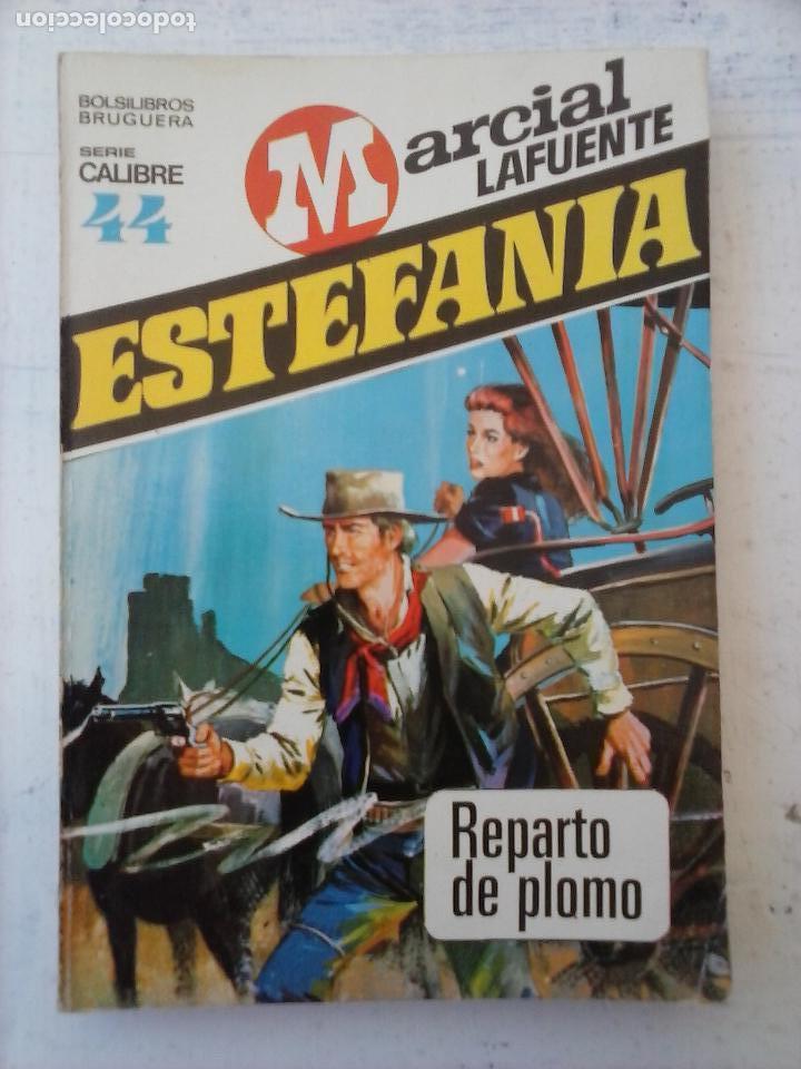 CALIBRE 44 Nº 68 - MARCIAL LAFUENTE ESTEFANÍA - NUEVA - REPARTO DE PLOMO (Tebeos, Comics y Pulp - Pulp)