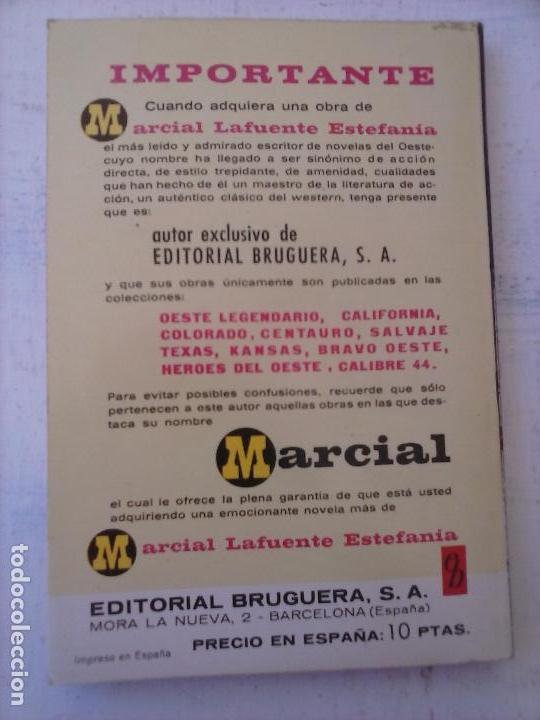 Cómics: CALIBRE 44 Nº 68 - MARCIAL LAFUENTE ESTEFANÍA - NUEVA - REPARTO DE PLOMO - Foto 3 - 129112451