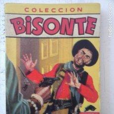 Cómics: COLECIÓN BISONTE EXTRA ILUSTRADA Nº 118 - DONALD CURTIS - JOSÉ ORTÍZ, PEDRO ALFÉREZ, LUÍS RAMOS 1957. Lote 129184419