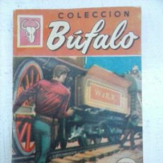 Cómics: COLECCIÓN BUFALO EXTRA ILUSTRADA Nº 102 - DONALD CURTIS - 1958 BRUGUERA. Lote 129217287