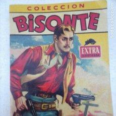 Cómics: COLECCIÓN BISONTE EXTRA ILUSTRADA Nº 42 - KEITH LUGER - DIBUJOS JAIME JUÉZ, MACABICH, JAVIER PUERTO. Lote 129218323