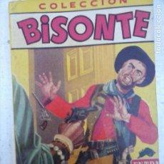 Cómics: COLECIÓN BISONTE EXTRA ILUSTRADA Nº 118 - DONALD CURTIS - JOSÉ ORTÍZ, PEDRO ALFÉREZ, LUÍS RAMOS 1957. Lote 129218967