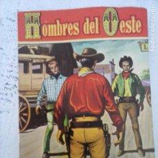 Cómics: HOMBRES DEL OESTE Nº 68 - FIDEL PRADO - 1960 - FOTO GRACE KELLY - PROVENSAL PORTADA. Lote 129266667