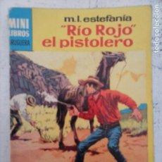 Cómics: MINI LIBROS BRUGUERA OESTE Nº 439 - ESTEFANÍA - 1966. Lote 129268387