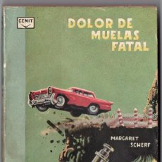 Cómics: NOVELA DOLOR DE MUELAS FATAL – NOVELA DEL PADRE BUELL – MARGARET SCHERF – EDICIONES CENIT. Lote 129692708