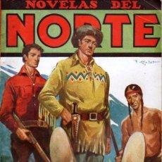 Cómics: J. LEÓN : JUNTO AL GRAN LAGO - NOVELAS DEL NORTE CLIPER Nº 33. Lote 129732743