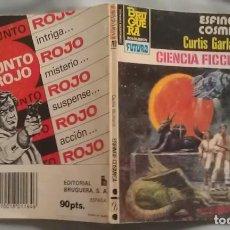 Cómics: ESFINGE COSMICA - CURTIS GARLAND - LA CONQUISTA DEL ESPACIO 710. Lote 131059488