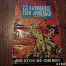 Cómics: RELATOS DE GUERRA N.209 ALEX SIMMONS. Lote 132305006