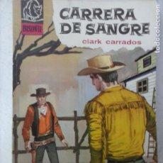 Comics: BISONTE Nº 792 - CLARK CARRADOS - SHELLEY WINTERS FOTO - NUEVA - 1963. Lote 132520518