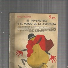 Cómics: EL INVENCIBLE (PROCEDE DE ENCUADERNACION). Lote 132639230