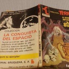 Comics: SELECCION TERROR Nº450 EL BEBEDIZO INFERNAL -ADAMSURRAY- AÑO OCTUBRE 1981 1ª EDICION. Lote 132913846
