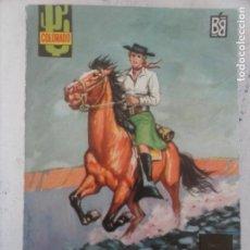 Cómics: COLORADO Nº 274 - FIDEL PRADO - MUY NUEVA - ROBERT WAGNER FOTO - FANFARRONES PELIGROSOS. Lote 133589202
