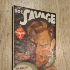 Cómics: DOC SAVAGE. LA MESETA DE LA LOCURA. Nº 203. KENNETH ROBESON. EDITORIAL MOLINO 1948. Lote 133593758