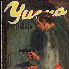 Cómics: RAFAEL MOLINERO : YUMA - CRIMEN ORGANIZADO (HOMBRES AUDACES MOLINO, 1944). Lote 134266606
