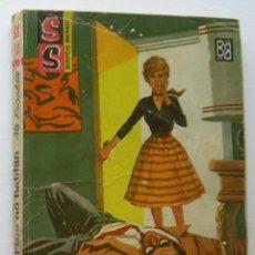 Cómics: LOS MUERTOS NO HABLAN. ALF REGALDI.COLECCION SERVICIO SECRETO Nº 719. ED. BRUGUERA,1964. 1ª ED... Lote 134914250