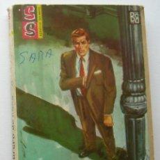 Cómics: SOMBRERO DE COPA. FRANK LEWIS .COL. SERVICIO SECRETO Nº 673. ED. BRUGUERA,1963. 1ª ED.. Lote 134914658
