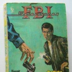 Cómics: BATIDA EN EL ARRABAL. FRANK SPEY. SELECCIONES F.B.I, Nº 299. ED. ROLLAN, 1965. Lote 134924110